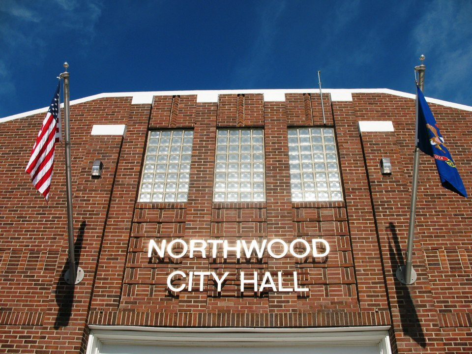 northwood city hall