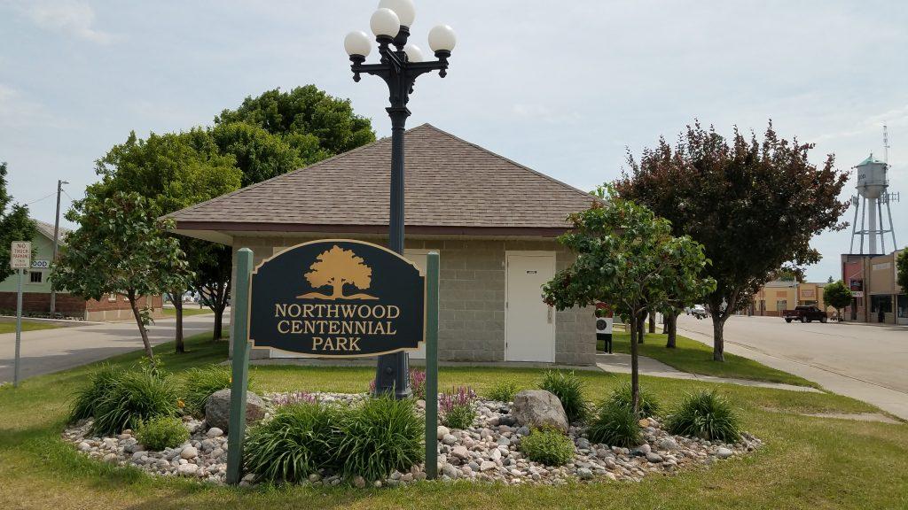 Northwood ND Centennial Park